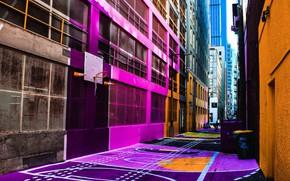 Picture City, Color, Colored buildings