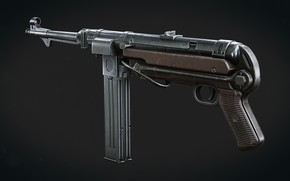 Picture Germany, MP 40, The gun, Spark stores