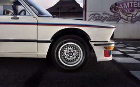 Picture BMW, sedan, side, bumper, 1976, four-door, 5-series, E12, 530 MLE