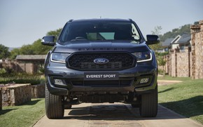 Picture Ford, before, Sport, Everest, 4WD, 2021