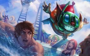 Picture pool, League of Legends, League Of Legends, Ziggs