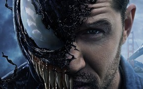 Picture Action, Something, Alien, Parker, year, 2018, Horror, Michelle Williams, EXCLUSIVE, MARVEL, Spider-Man, Tom Hardy, Venom, ...