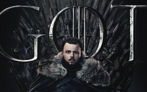 Picture the throne, Game Of Thrones, Game Of Thrones, John Bradley, Poster, Samwell Tarly, John Bradley, …