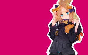 Picture toy, girl, Abigail Williams, Fate/GrandOrder