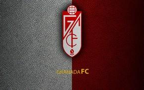 Picture wallpaper, sport, logo, football, La Liga, Granada