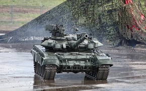 Picture Tank, The Russian Army, (OBT), Main Battle Tank, Tank Troops, Armed Forces, T-90M