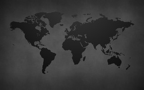 Picture background, earth, continents, world map