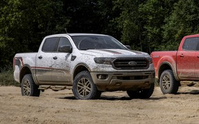 Picture earth, Ford, dirt, pickup, the ground, Ranger, Tremor, XLT, 2021