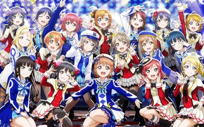 Picture girls, group, Love Live School Idol Project