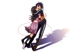 Picture art, A Homeless God, Noragami, Yato, Chieri