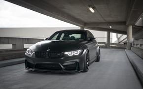 Picture BMW, Light, Predator, Bridge, Grey, F80, Adaptive LED
