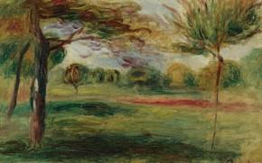 Picture picture, LANDSCAPE, Pierre Auguste Renoir, Pierre Auguste Renoir