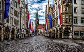 Picture Münster, Northrhine-Westphalia, District-Free City Münster