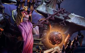 Picture ball, MAG, sphere, Darksiders III