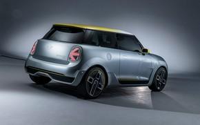 Picture Concept, Mini, rear view, Electric, 2017