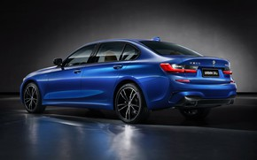 Picture China, BMW, M Sport, 3-Series, 2019, G28, 325Li