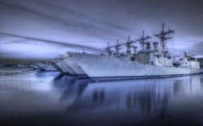 Picture ships, port, Pennsylvania, Philadelphia, Passyunk Homes