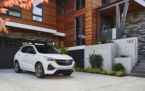 Picture photo, Car, Buick, Crossover, Encore, 2020, GX ST