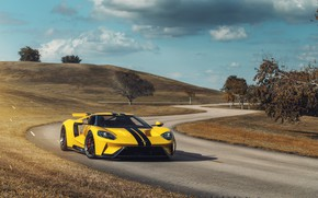 Picture Ford, supercar, Ford GT, 2018, ANRKY