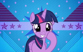 Picture background, pattern, girl, pony, My Little Pony
