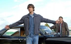 Picture the series, Dean, Supernatural, Supernatural, Sam