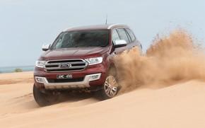 Picture sand, Ford, Everest, 4WD, 2015, Titanium