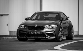Picture wall, BMW, G-Power, F87, M2, 2019, M2 Competition, G2M Bi-Turbo