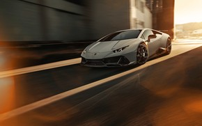 Picture Lamborghini, EVO, 2020, Lamborghini Huracan EVO, Novitec Lamborghini Huracán EVO
