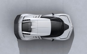 Picture Bugatti, The view from the top, Hypercar, Sportscar, 2020, One hundred and ten, Bugatti Centodieci