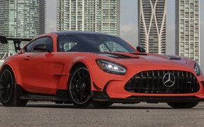 Picture design, tuning, speed, technology, supercar, exterior, AMG, sports car, 2021, Mercedes-AMG GT Black Series, Мерседес …