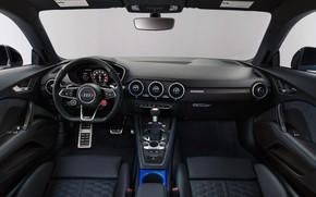 Picture Audi, salon, Coupe, TT RS, 2019