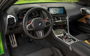Picture coupe, BMW, salon, Coupe, 2020, BMW M8, two-door, M8, M8 Competition Coupe, M8 Coupe, F92