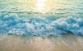 Wallpaper sand, sea, wave, beach, summer, summer, beach, sea, ocean, seascape, sand, wave