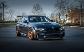 Picture BMW, Autumn, F80, Sight, LED