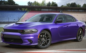 Wallpaper Dodge, Charger, 2019, Charger GT