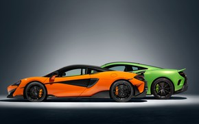 Picture McLaren, supercars, 675LT, 2019, 600LT