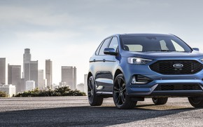 Picture Ford, Edge, crossover, 2019, Edge ST