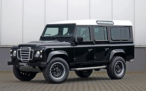 Picture SUV, Land Rover, Defender, 2013, Startech, Series 3.1 Concept