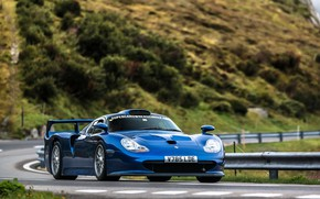 Picture 911, Porsche, 993, GT1