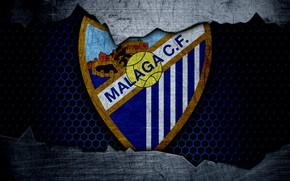 Picture wallpaper, sport, logo, football, Malaga