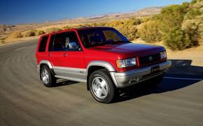 Picture SUV, Acura, 1997, AWD, on the road, 2019, Isuzu Trooper, Super Handling SLX, SLX