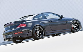 Picture coupe, 2008, BMW, Hamann, high-tech version of the BMW 6-series