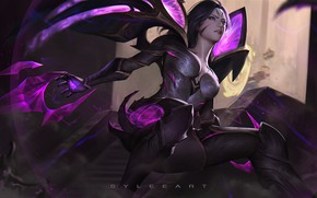 Picture girl, League Of Legends, Kai'Sa