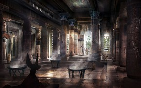 Picture Egypt, Armando Savoia, the Pharaoh's Palace, Pharaoh's-palace