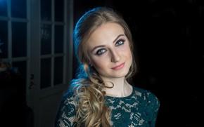 Picture look, portrait, Alena Salnikova, Alexander Plonsky
