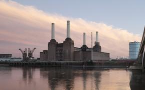 "Picture Battersea Power Station, Power Station ""Battersea"", Industry"