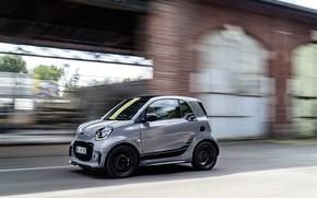 Picture Hybrid, Smart EQ fortwo, Electro Kar