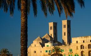 Picture Palma, tower, Italy, Apulia, Molfetta