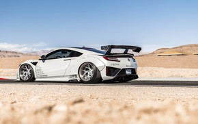 Picture Acura, NSX, Acura NSX, Liberty Walk, Acura NSX by Liberty Walk