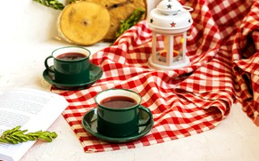 Picture tea, coffee, Cup, tablecloth